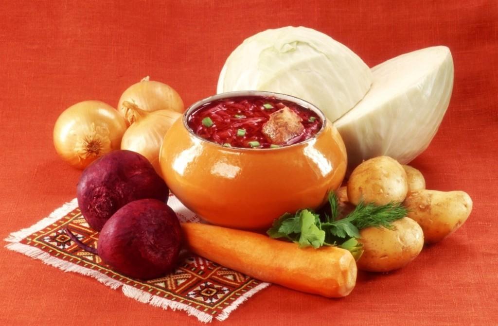 Шокирующие блюда русской кухни